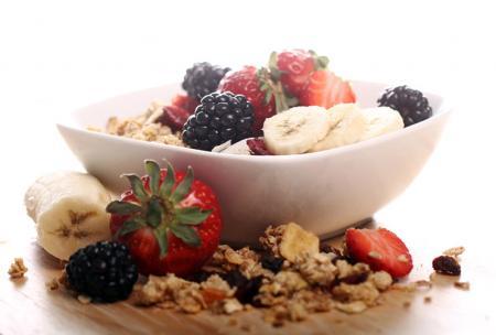 Manger du muesli est bénéfique pour le traitement de la douleur articulaire