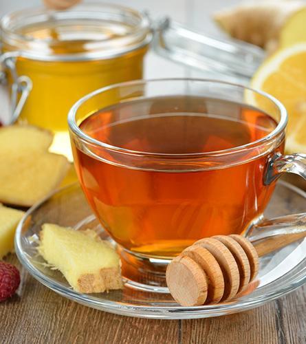 Thé et vitamines aident à lutter contre le rhume