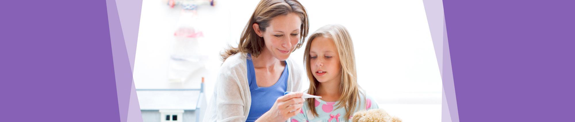 Comment prendre la température de votre enfant ?