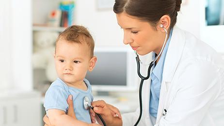 À propos de la douleur et la fièvre chez les enfants